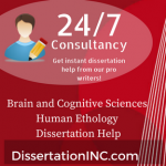 Brain and Cognitive Sciences Human Ethology Dissertation Help UK