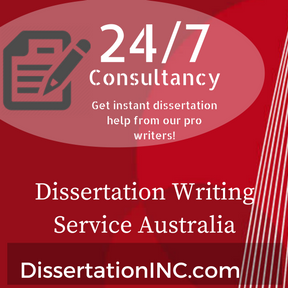 The best dissertation help australia service, provided by subject matter experts.