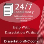 Help With Dissertation Writing