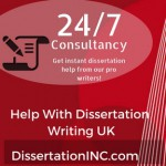 Help With Dissertation Writing UK