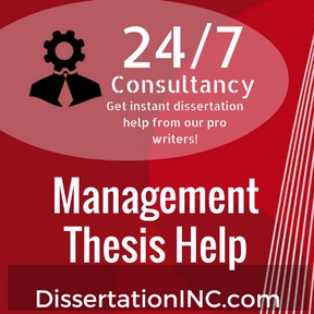 Management Thesis Help