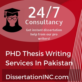 Thesis writing services in karachi