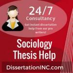 Sociology Thesis Help