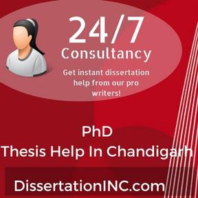 phd thesis help uk