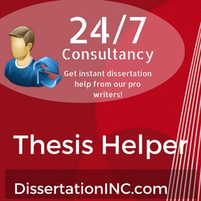 Thesis helper