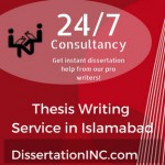 Thesis writing services in islamabad